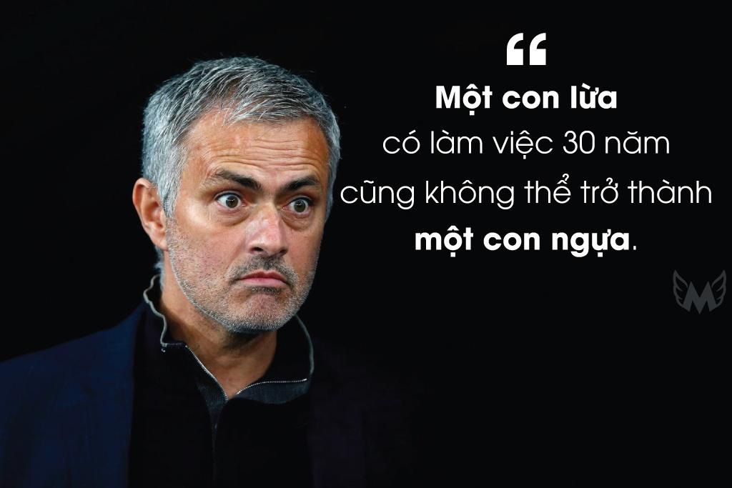 Nhung phat ngon khac nguoi cua Jose Mourinho hinh anh 12
