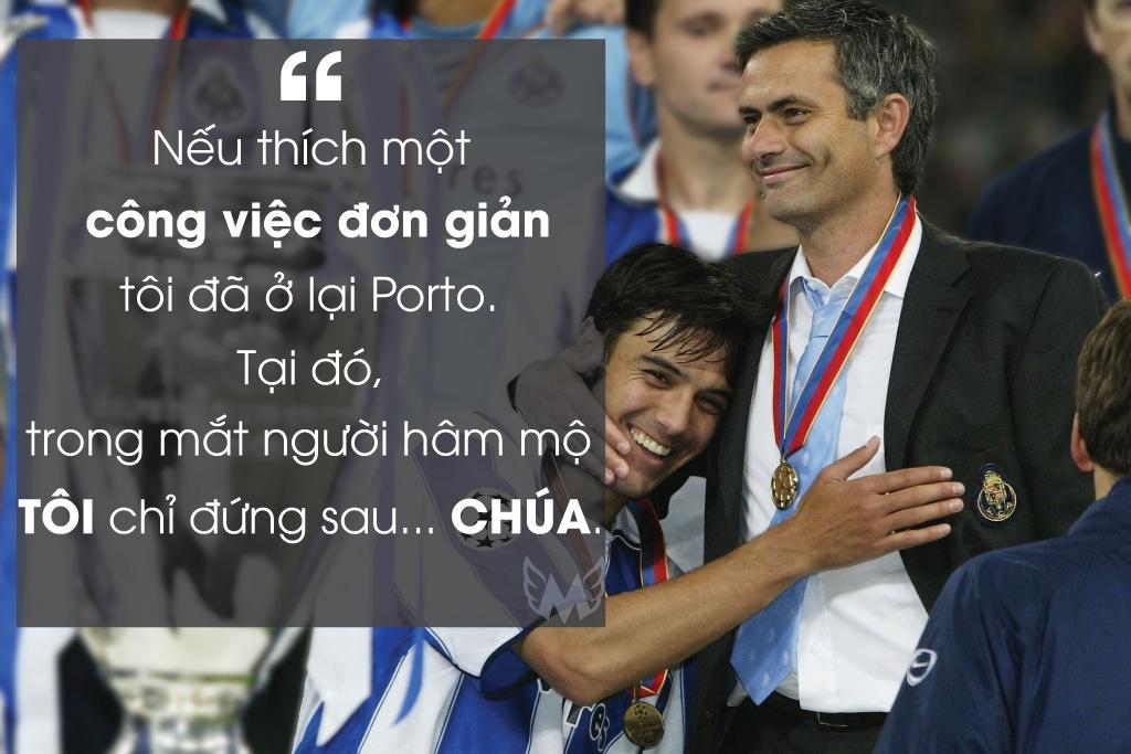 Nhung phat ngon khac nguoi cua Jose Mourinho hinh anh 2