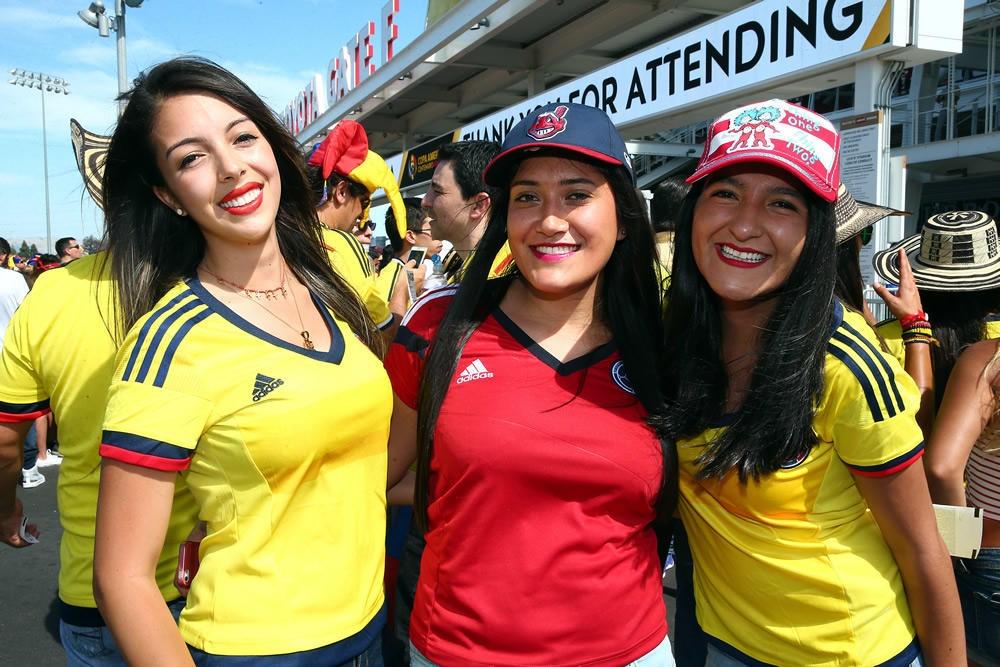 Nhung bong hong trong ngay khai man Copa America hinh anh 1