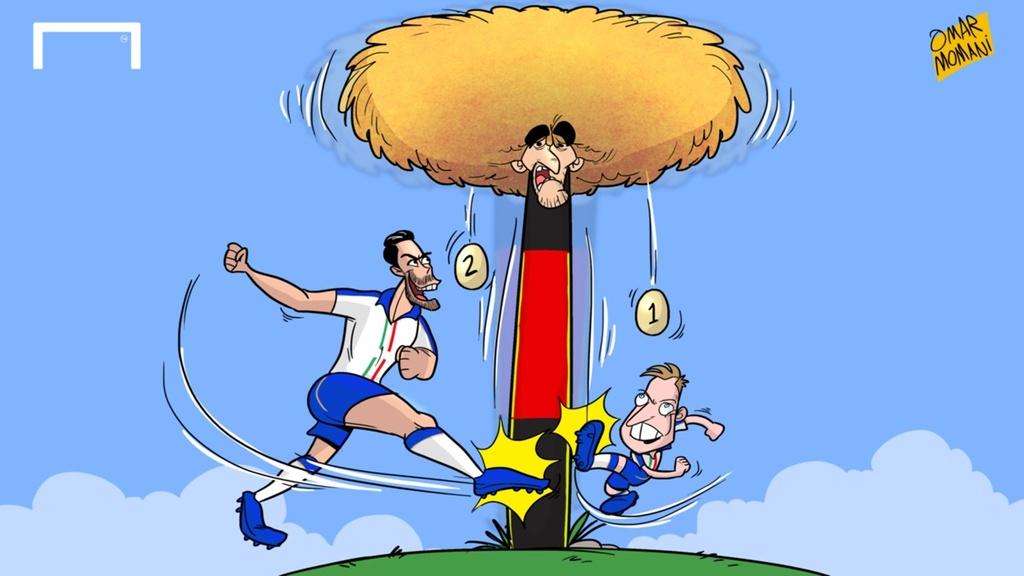 Hanh trinh Euro 2016 qua tranh biem hoa hinh anh 4
