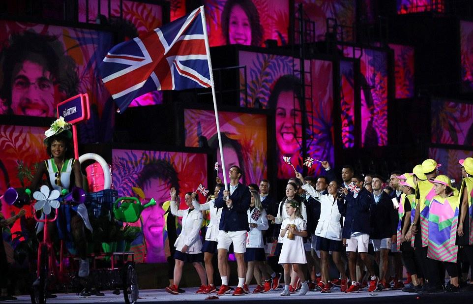 Khai mac Olympics Rio anh 15