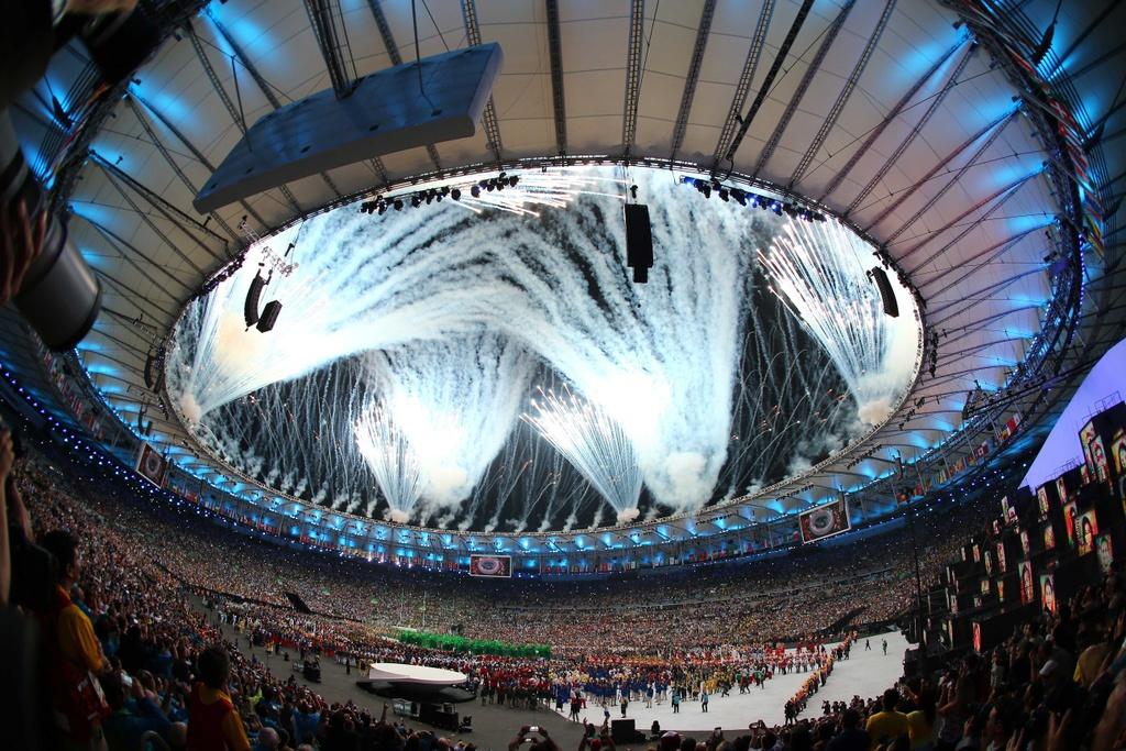Khai mac Olympics Rio anh 20