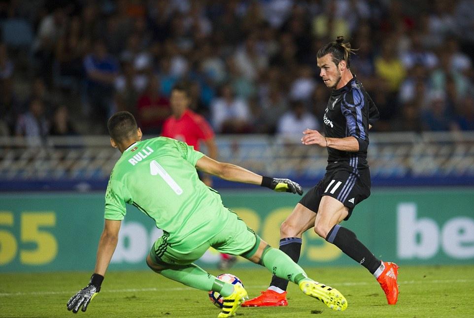 Gareth Bale lap cu dup, Real thang dam tran ra quan hinh anh 5