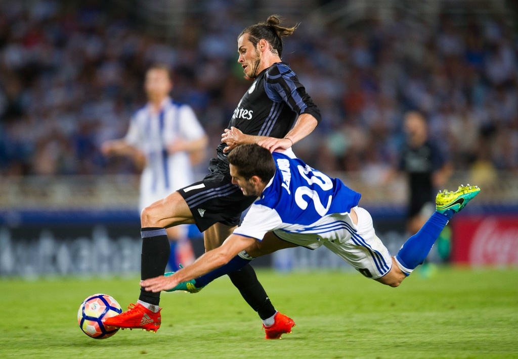 Gareth Bale lap cu dup, Real thang dam tran ra quan hinh anh 4