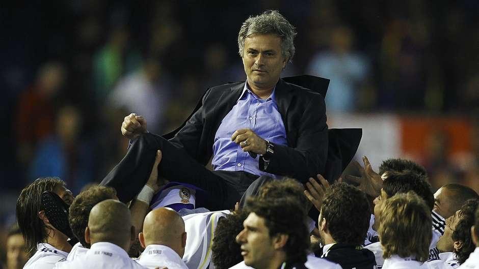 16 cuoc chien nay lua giua Guardiola vs Mourinho hinh anh 7