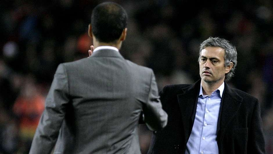 16 cuoc chien nay lua giua Guardiola vs Mourinho hinh anh 2
