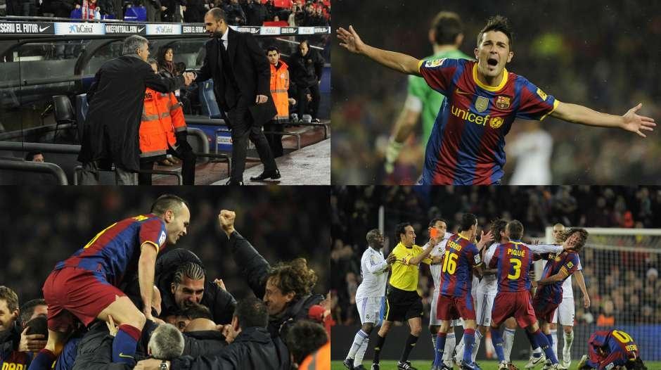 16 cuoc chien nay lua giua Guardiola vs Mourinho hinh anh 5