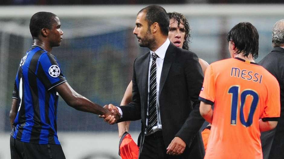 16 cuoc chien nay lua giua Guardiola vs Mourinho hinh anh 1