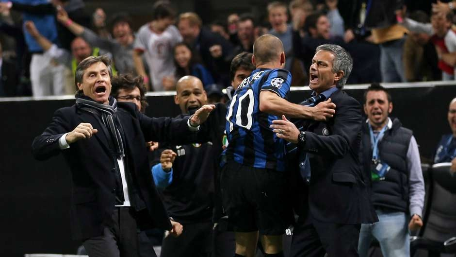 16 cuoc chien nay lua giua Guardiola vs Mourinho hinh anh 3