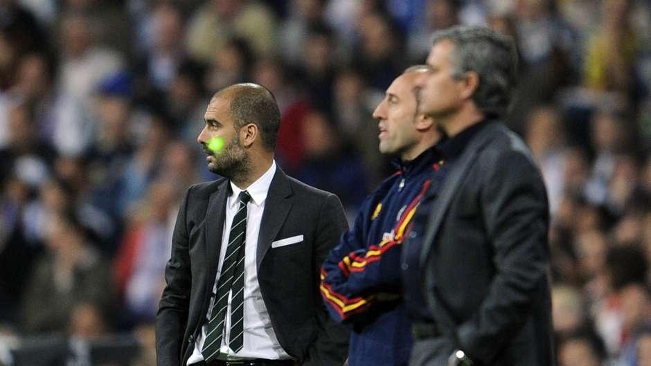 16 cuoc chien nay lua giua Guardiola vs Mourinho hinh anh 6