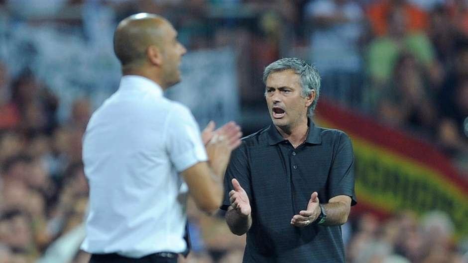 16 cuoc chien nay lua giua Guardiola vs Mourinho hinh anh 10