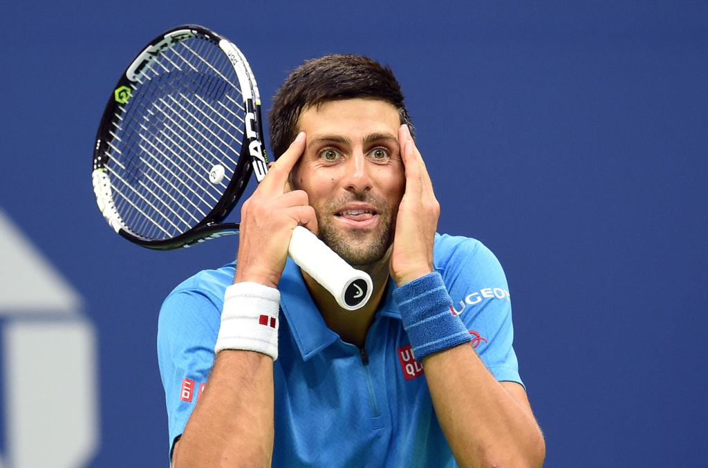 Djokovic nen dau van khong the 'cuu' chung ket US Open hinh anh 2