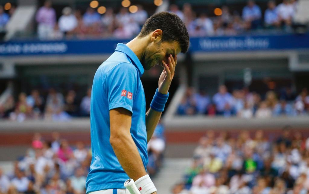 Djokovic nen dau van khong the 'cuu' chung ket US Open hinh anh 1