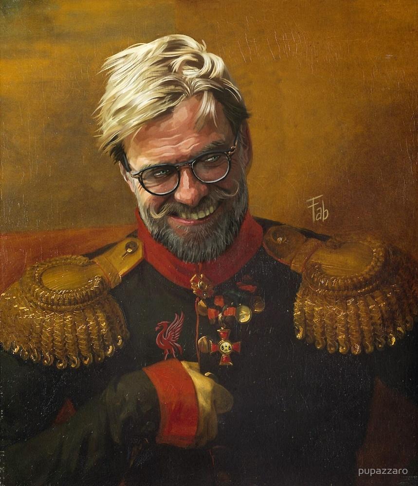 Mourinho,  Klopp,  Pep anh 2