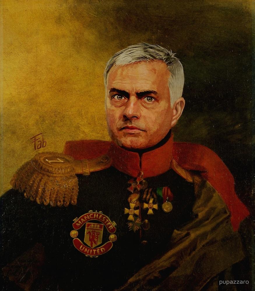 Mourinho,  Klopp,  Pep anh 1