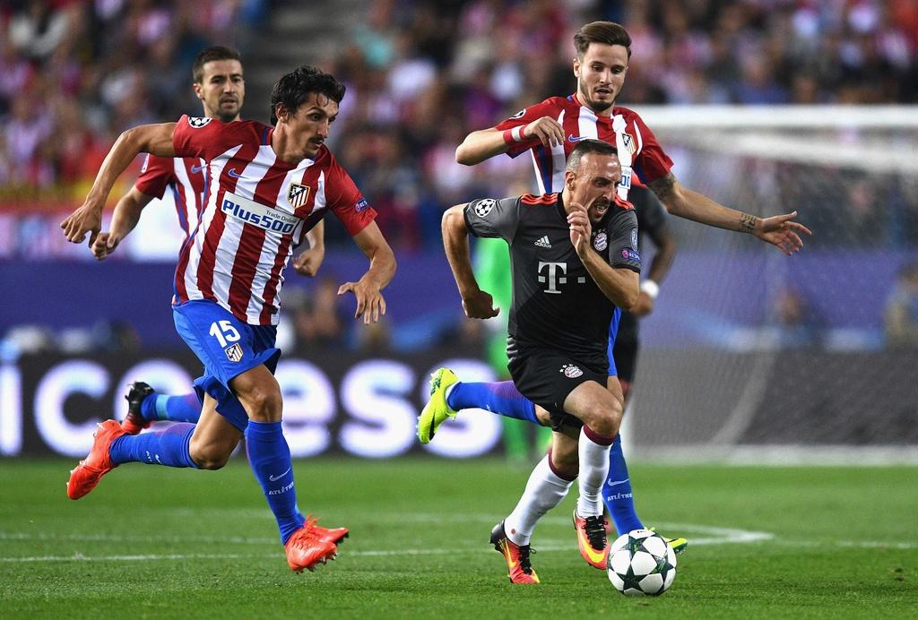 Atletico ha Bayern du Griezmann da hong phat den hinh anh 7