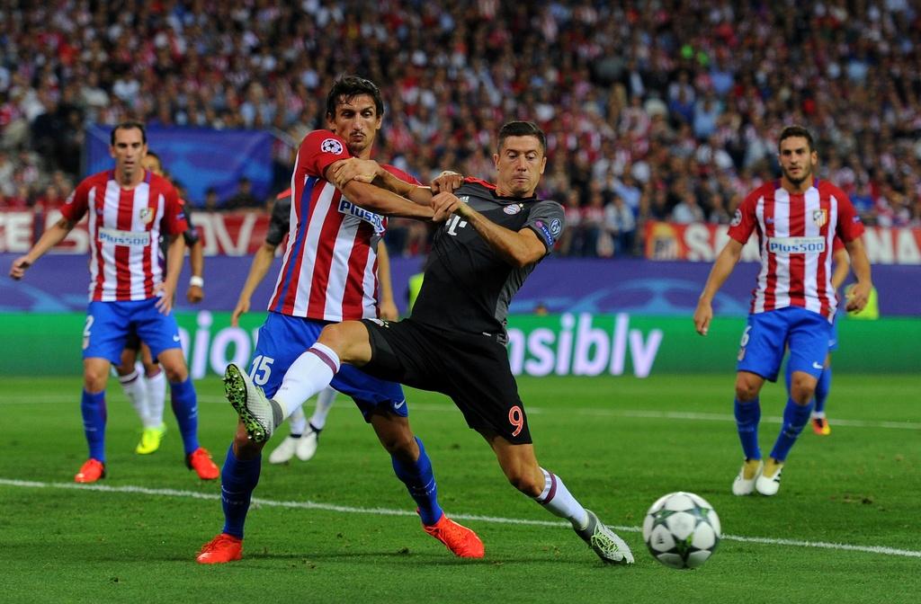 Atletico ha Bayern du Griezmann da hong phat den hinh anh 8