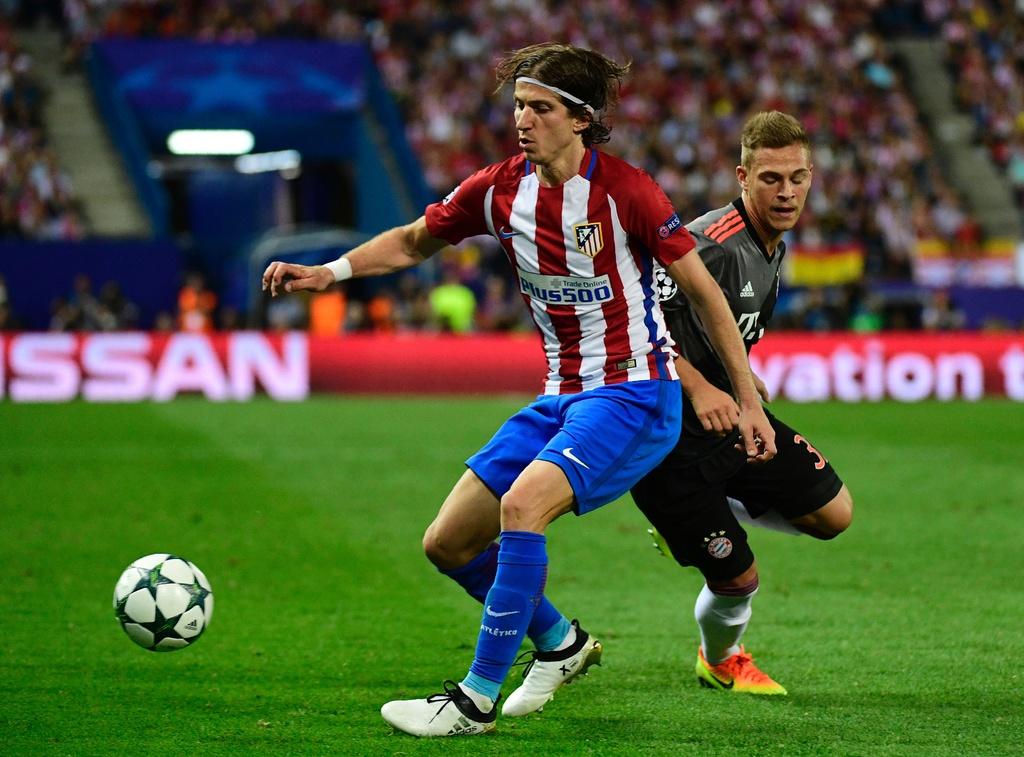 Atletico ha Bayern du Griezmann da hong phat den hinh anh 9