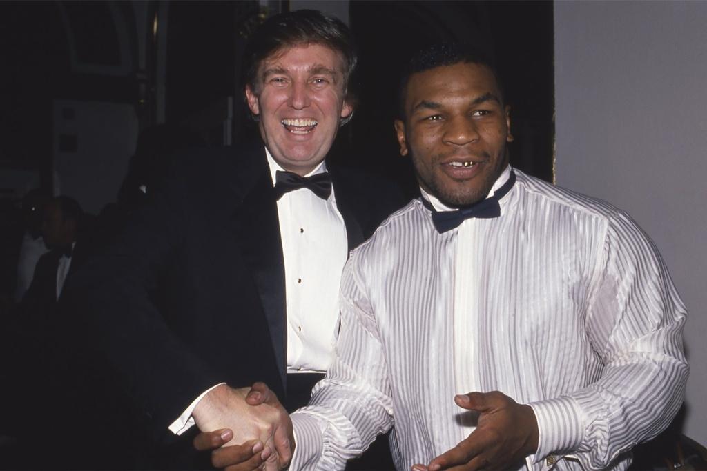 Mike Tyson va sao the thao nao bo phieu cho Donald Trump? hinh anh 1