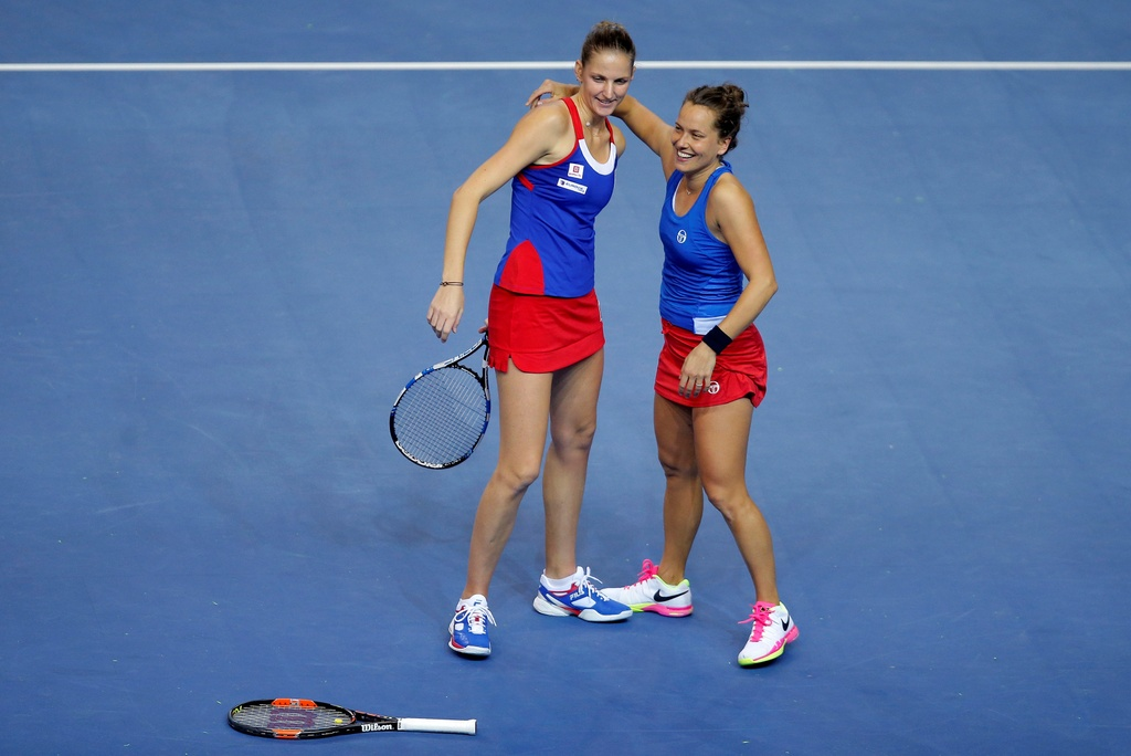 Tuyen CH Czech tiep tuc thong tri FED Cup hinh anh 6