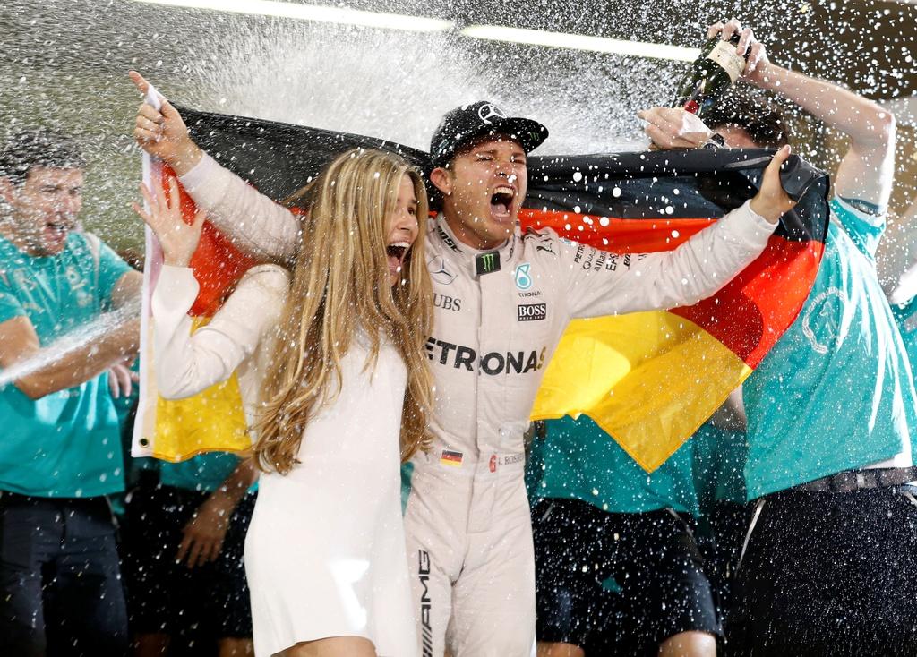 Nico Rosberg vo dich F1 anh 12