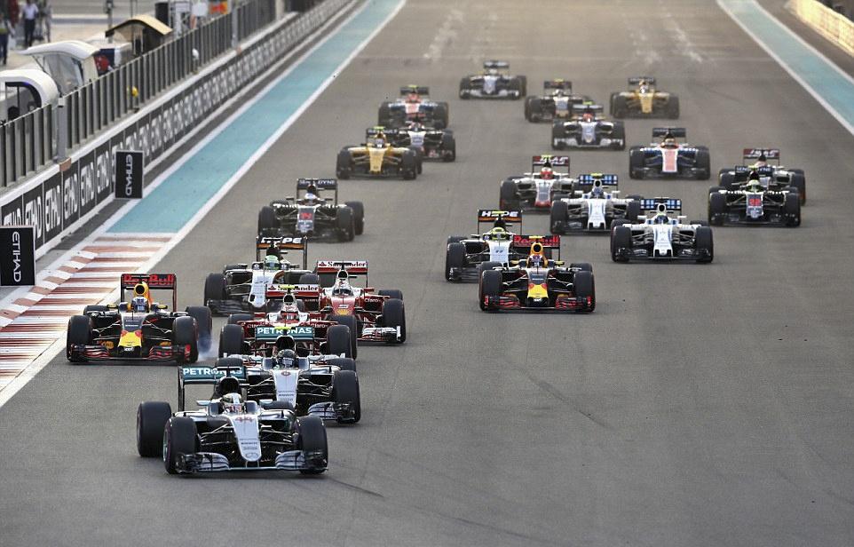 Nico Rosberg vo dich F1 anh 5