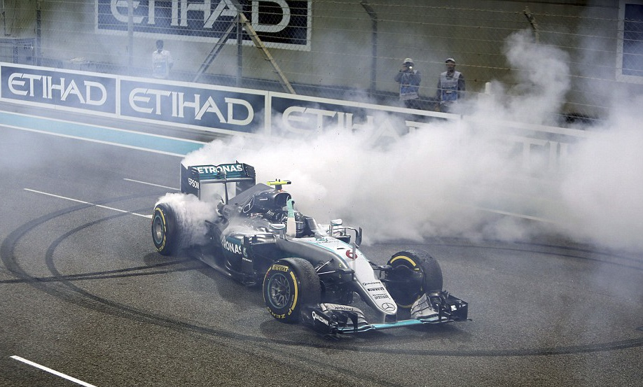 Nico Rosberg vo dich F1 anh 9