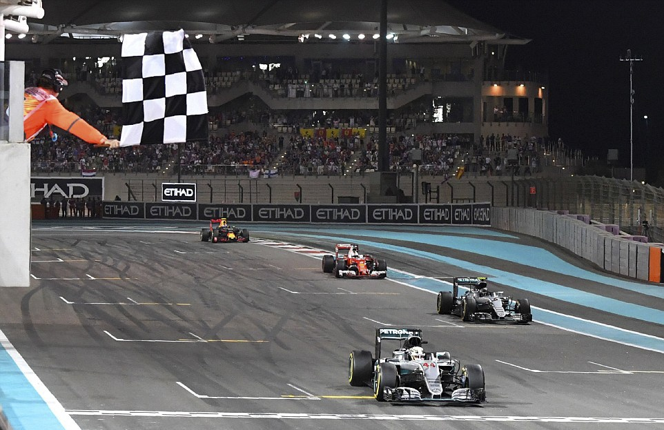Nico Rosberg vo dich F1 anh 8