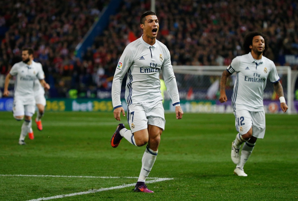 10 ky luc ghi ban Ronaldo va Messi anh 9