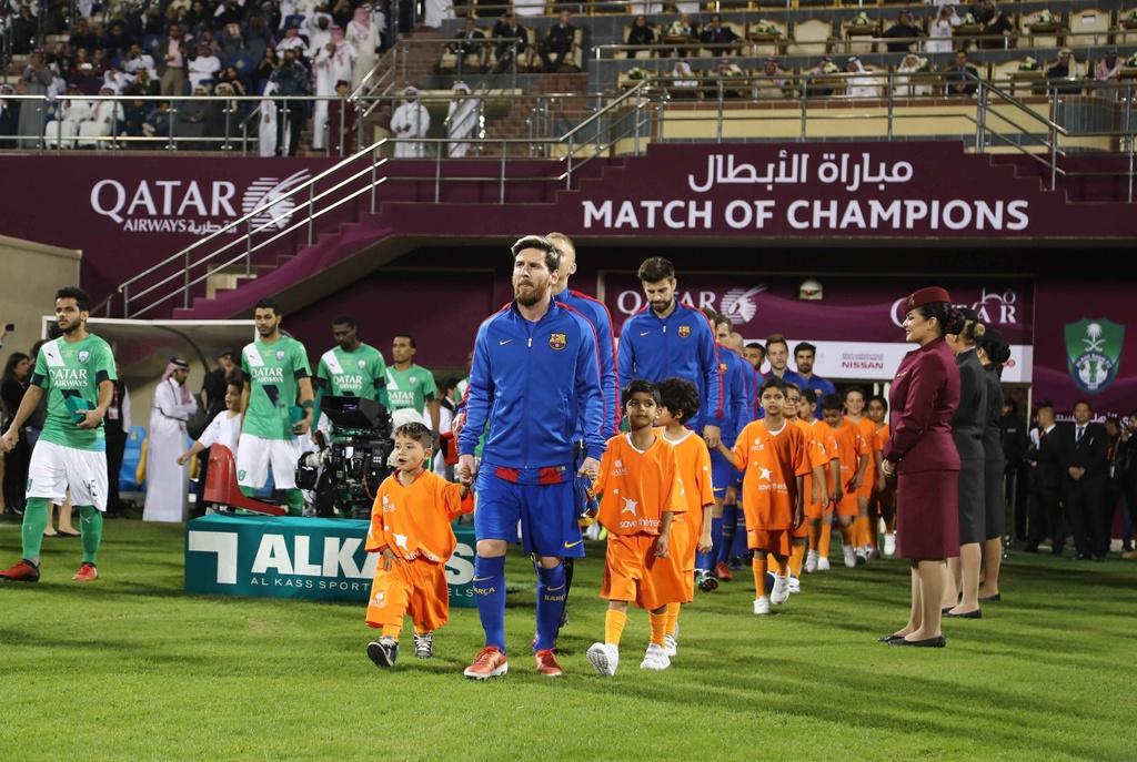 Messi va dong doi doat cup vang o Qatar hinh anh 1