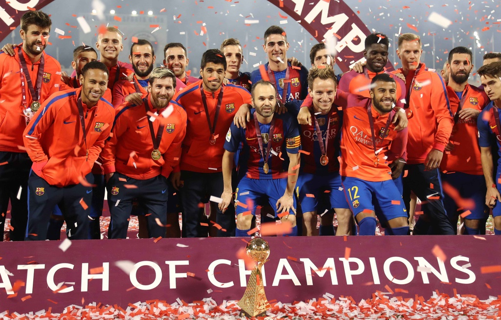 Messi va dong doi doat cup vang o Qatar hinh anh 8