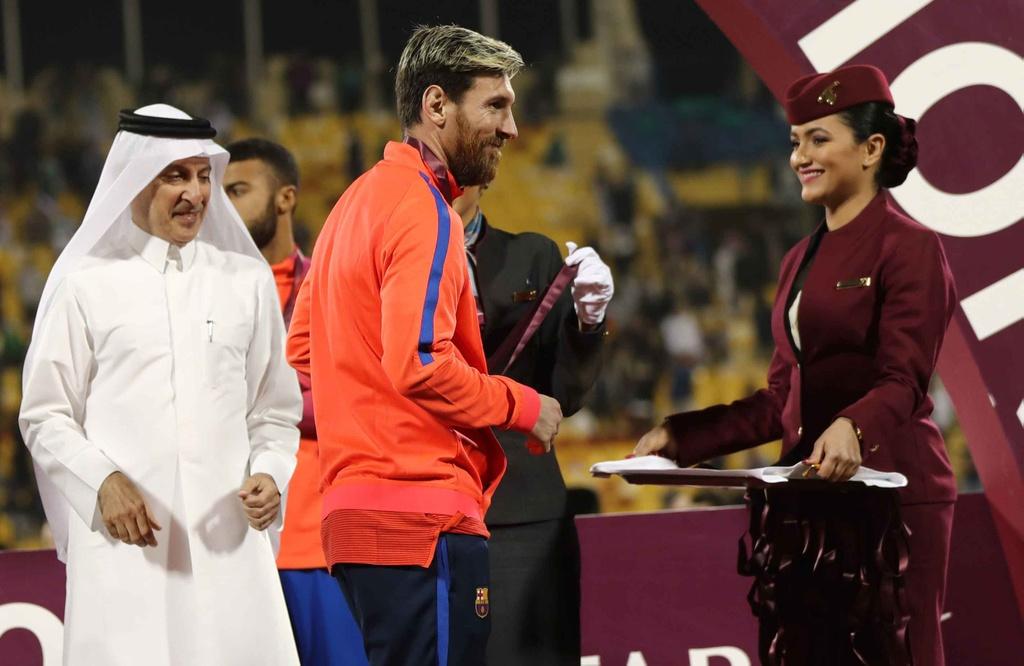 Messi va dong doi doat cup vang o Qatar hinh anh 6