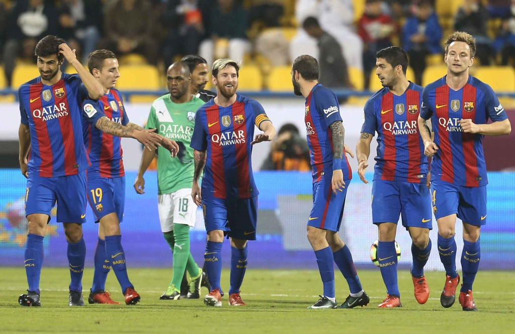 Messi va dong doi doat cup vang o Qatar hinh anh 5