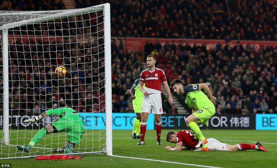 Liverpool tro lai vi tri thu 2 anh 4