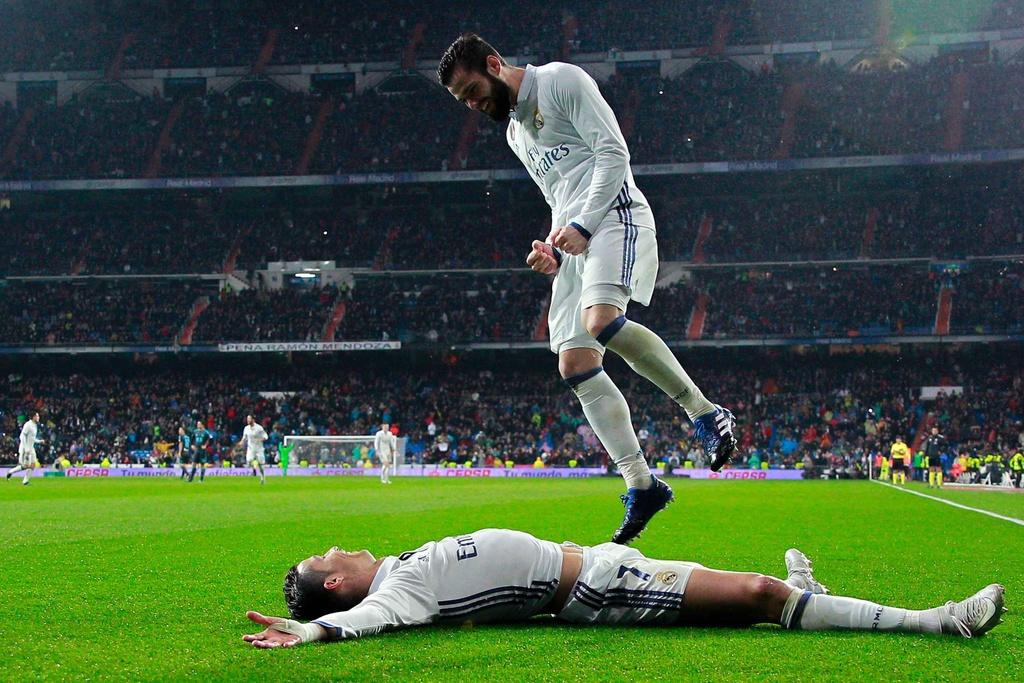 Ronaldo lap cong va kien tao giup Real thang dam Sociedad hinh anh 12