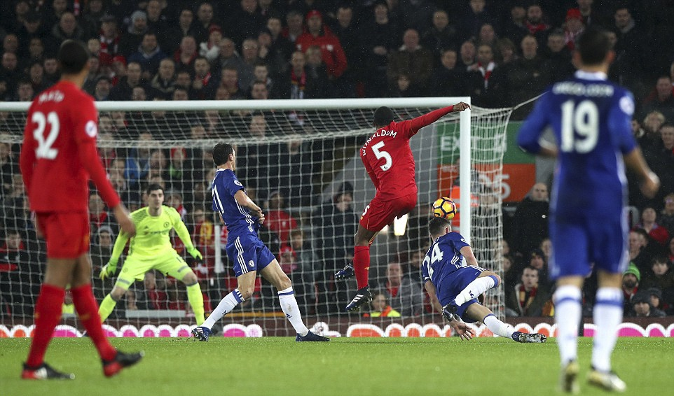 Chelsea hoa Liverpool 1-1 anh 3