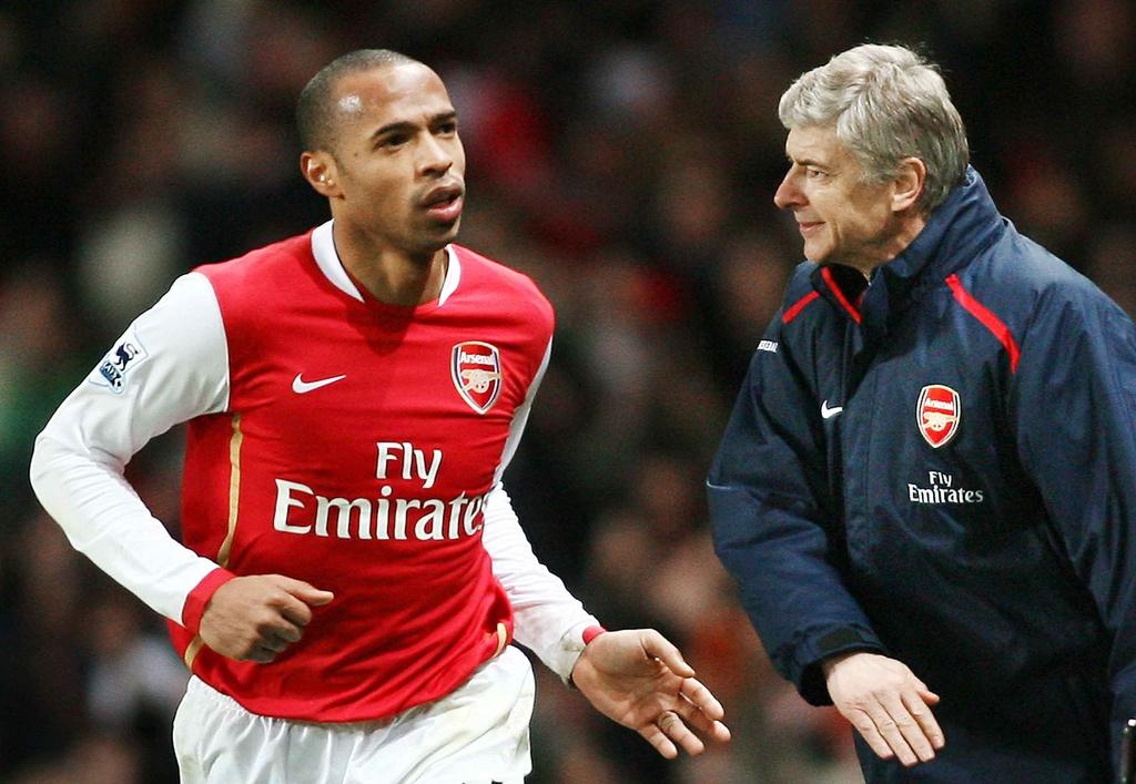 10 ung vien thay Wenger dan dat Arsenal hinh anh 5