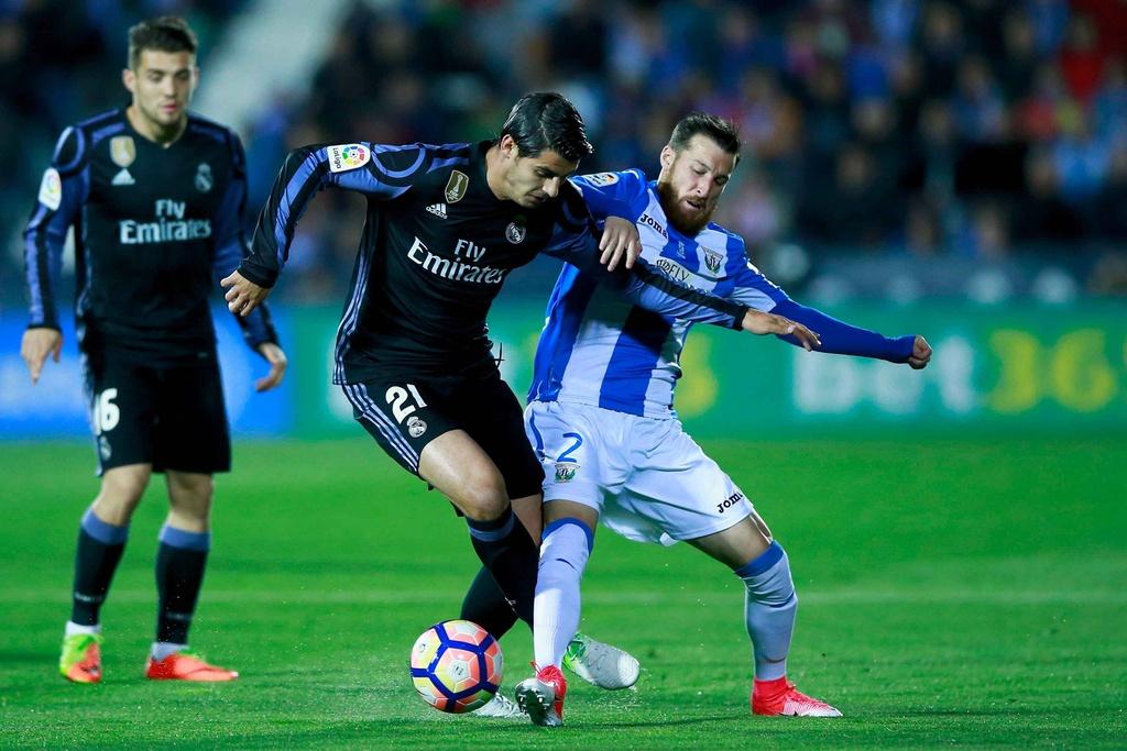 Morata lap hat-trick, Real chua cho Barca co hoi soan ngoi hinh anh 2