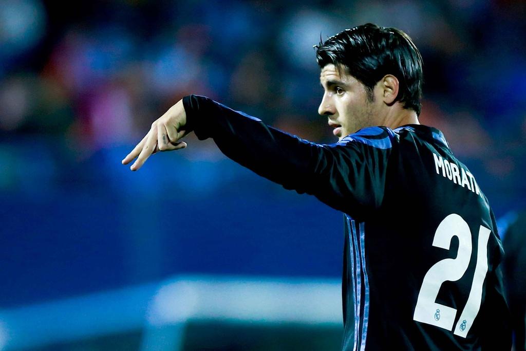 Morata lap hat-trick, Real chua cho Barca co hoi soan ngoi hinh anh 8