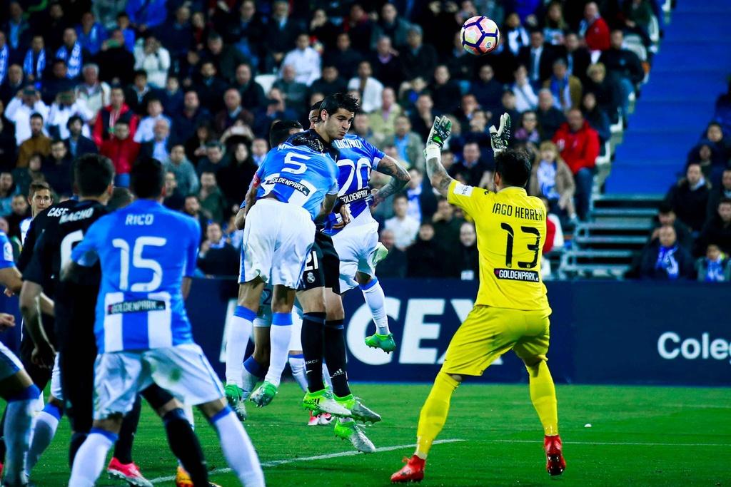 Morata lap hat-trick, Real chua cho Barca co hoi soan ngoi hinh anh 7
