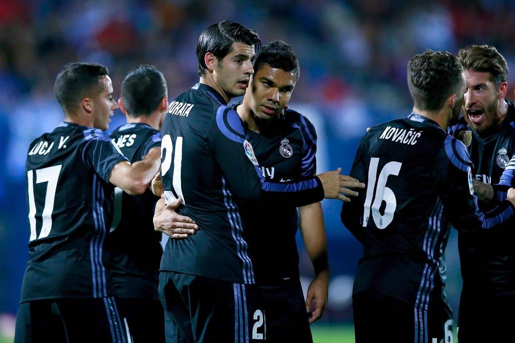 Morata lap hat-trick, Real chua cho Barca co hoi soan ngoi hinh anh 9