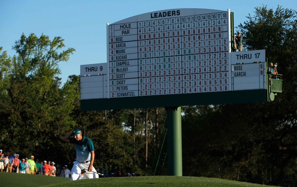 Thang play-off, Sergio Garcia vo dich The Masters hinh anh 8