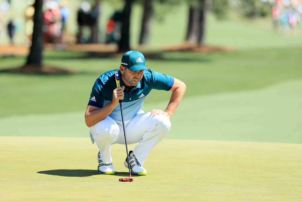 Thang play-off, Sergio Garcia vo dich The Masters hinh anh 7
