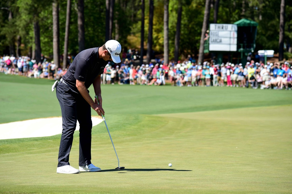 Thang play-off, Sergio Garcia vo dich The Masters hinh anh 6