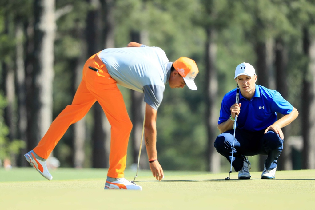 Thang play-off, Sergio Garcia vo dich The Masters hinh anh 2