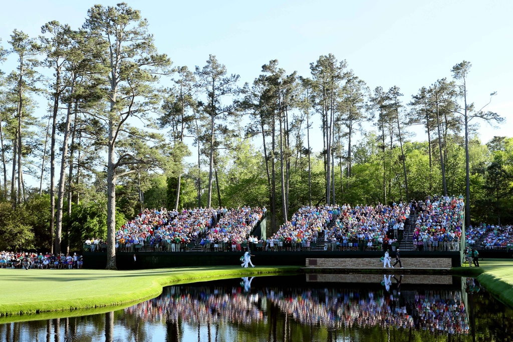 Thang play-off, Sergio Garcia vo dich The Masters hinh anh 1