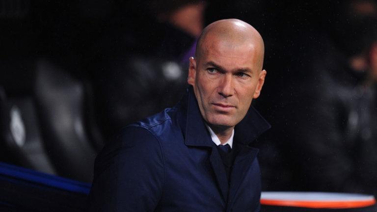 Zidane, nguoi dan ong co don nhat sau dem El Clasico hinh anh 1