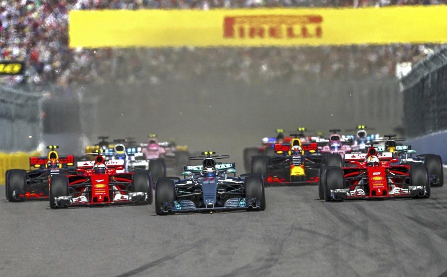 Vettel tuot danh hieu Russian GP vao tay cai ten bat ngo hinh anh 2