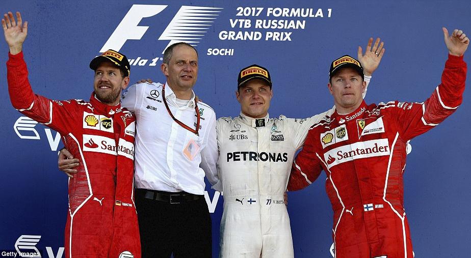 Vettel tuot danh hieu Russian GP vao tay cai ten bat ngo hinh anh 8