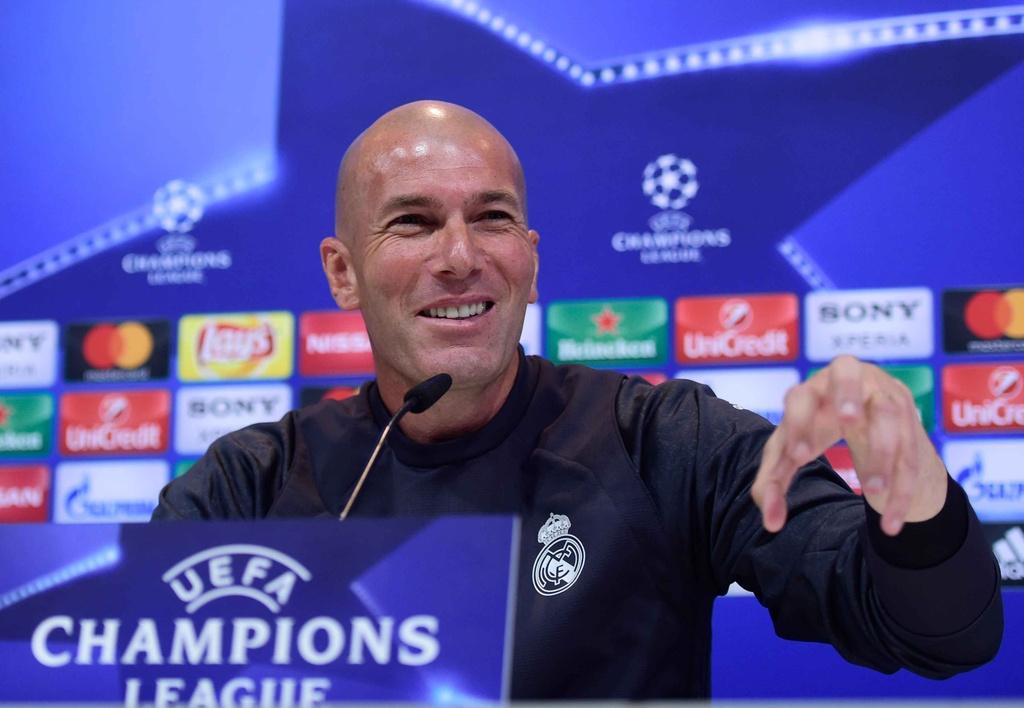 Ronaldo va dan sao Real sanh dieu truoc ban ket luot ve hinh anh 9